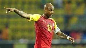 Andre Ayew - Ghana