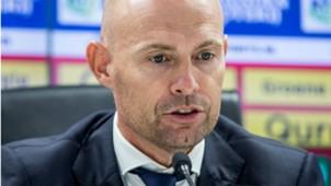 Marcel Keizer, Feyenoord - Ajax, 10222017
