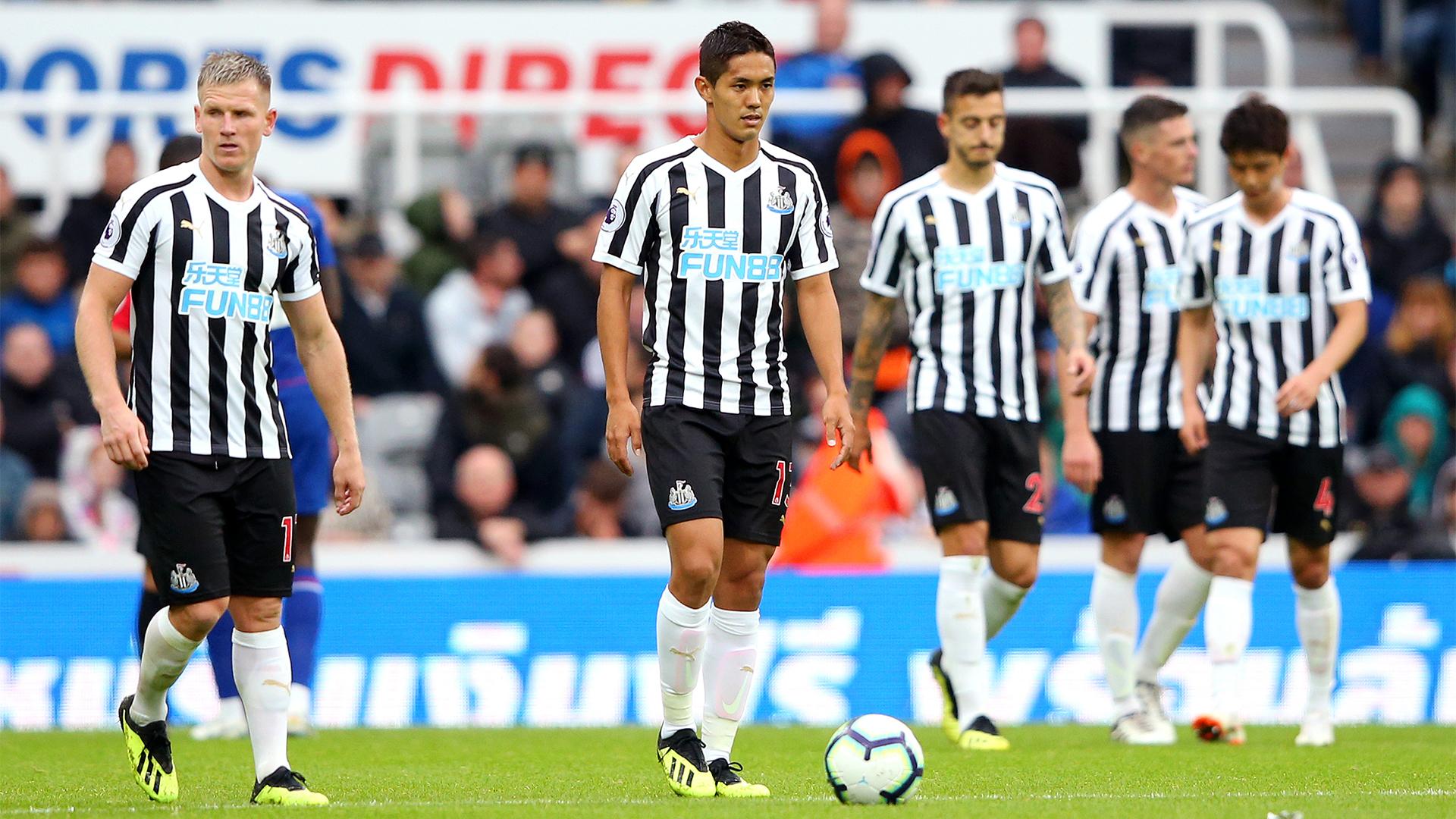 Chelsea Newcastle 2-1
