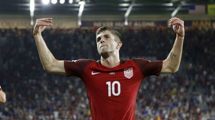Christian Pulisic USA Panama