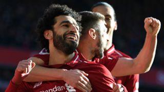 Mohamed Salah Liverpool 2018
