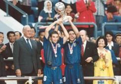 Diego Markic Juan Roman Riquelme Argentian Sub 20 Malasia 1997