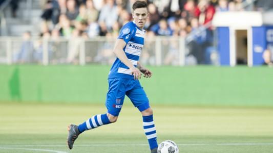 Ryan Thomas, PEC Zwolle, Eredivisie 03312018