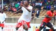 Johnstone Omurwa of Wazito FC and Harambe STars Kenya.
