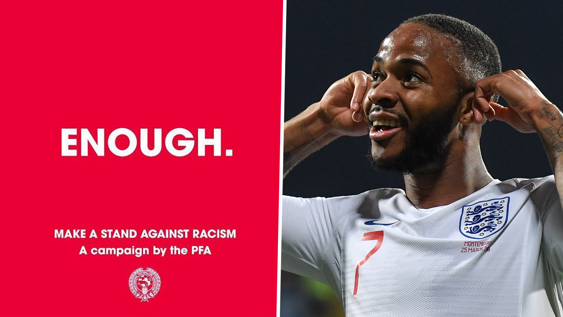 What is the #Enough campaign? PFA's anti-racism movement explained