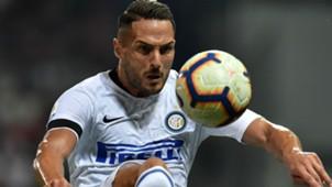 D'Ambrosio Inter Serie A