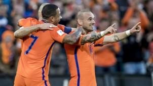 Wesley Sneijder, Nederland - Luxemburg, 09072017