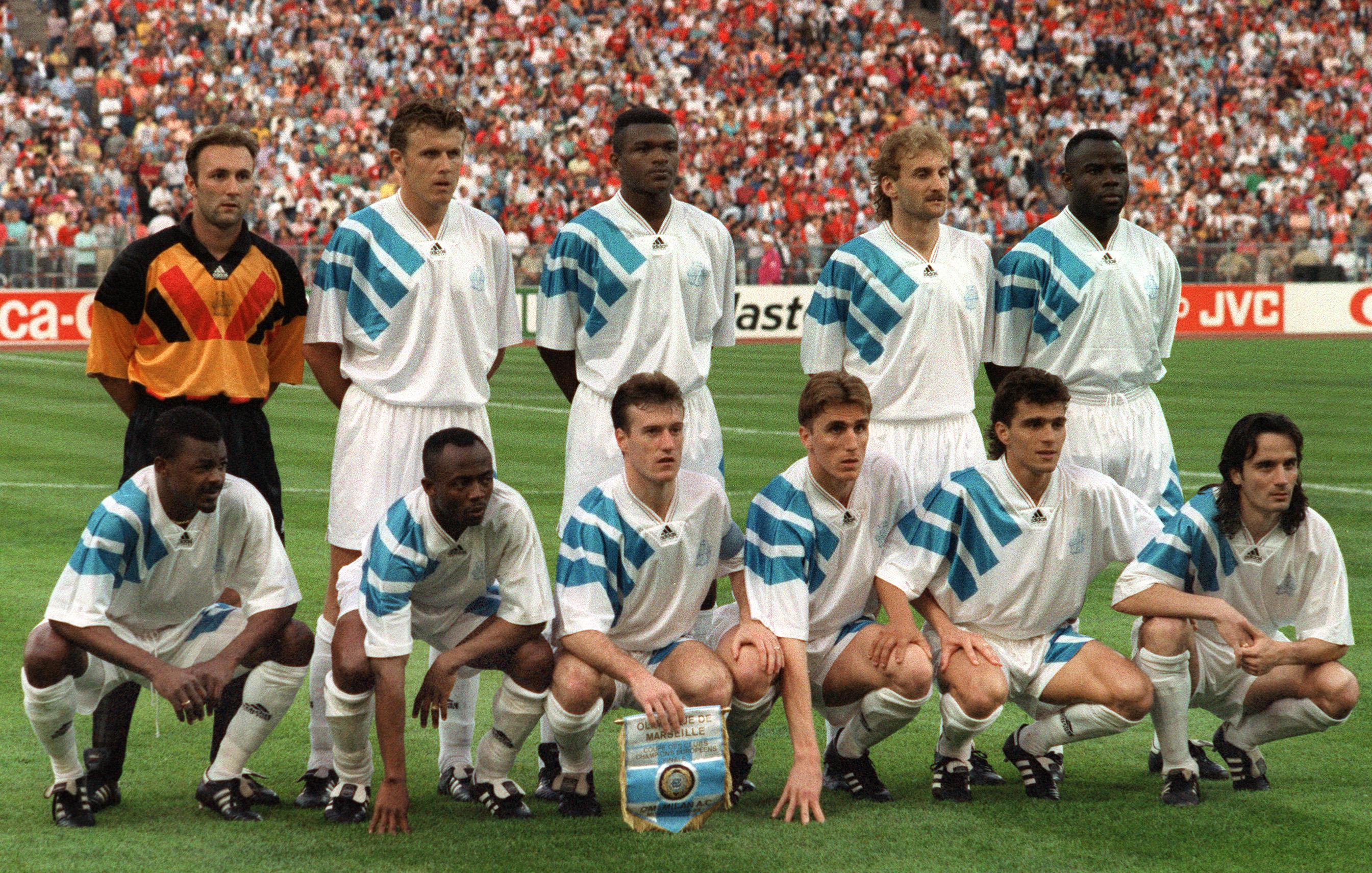 Marseille Milan Champions League 26051993
