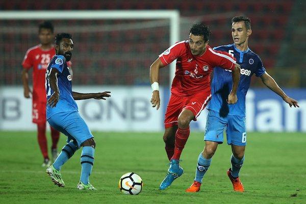 Aizawl FC New Radiant AFC Cup 2018