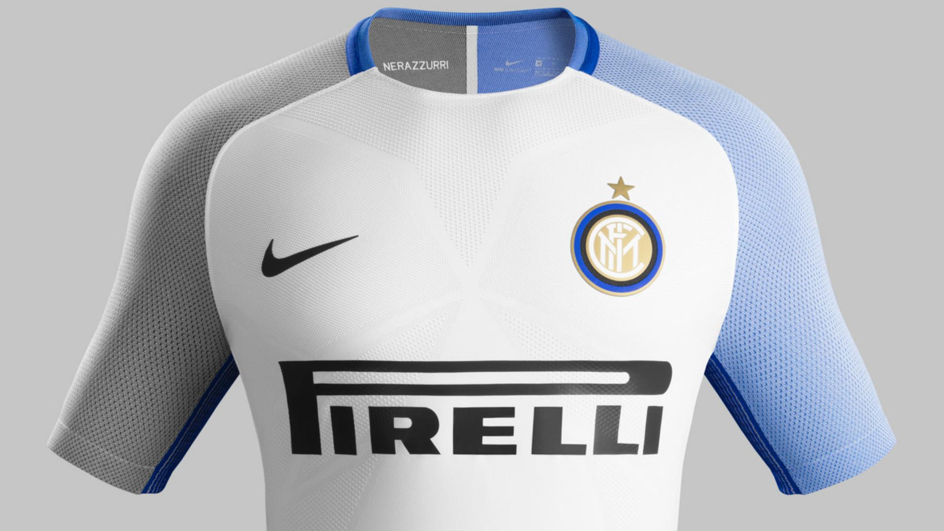 Inter, ecco la maglia 'Away' della prossima stagione