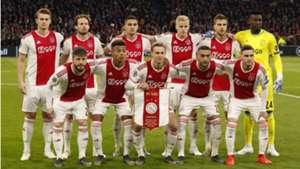 Ajax - Juventus, 04102019