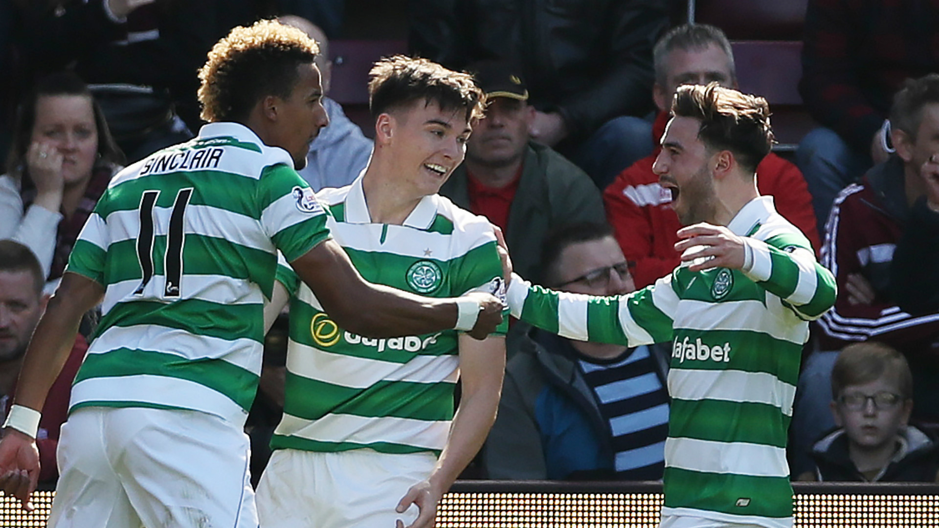 HD Celtic celebrate