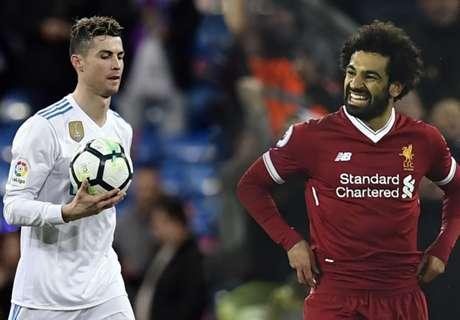 Ronaldo vs Salah: Who has the best stats?