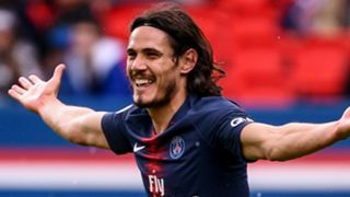 Edinson Cavani PSG Paris Saint-Germain 2018-19
