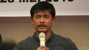 Indra Sjafri - pelatih timnas Indonesia U-19