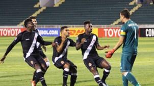Martin Silva Vasco Wilstermann penaltis Libertadores 21022018