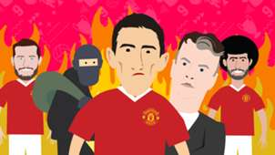 Angel Di Maria's Man Utd hell