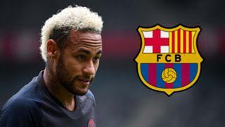 Neymar PSG Barcelona 2019