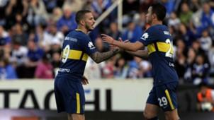 Dario Benedetto Leonardo Jara Boca Juniors Velez Sarsfield Superliga 23092017