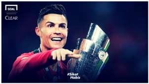 Tambah Trofi Nations League, Berapa Jumlah Gelar Juara Cristiano Ronaldo?