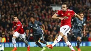 2017-11-01 Blind Manchester United