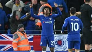 Willian Eden Hazard Chelsea
