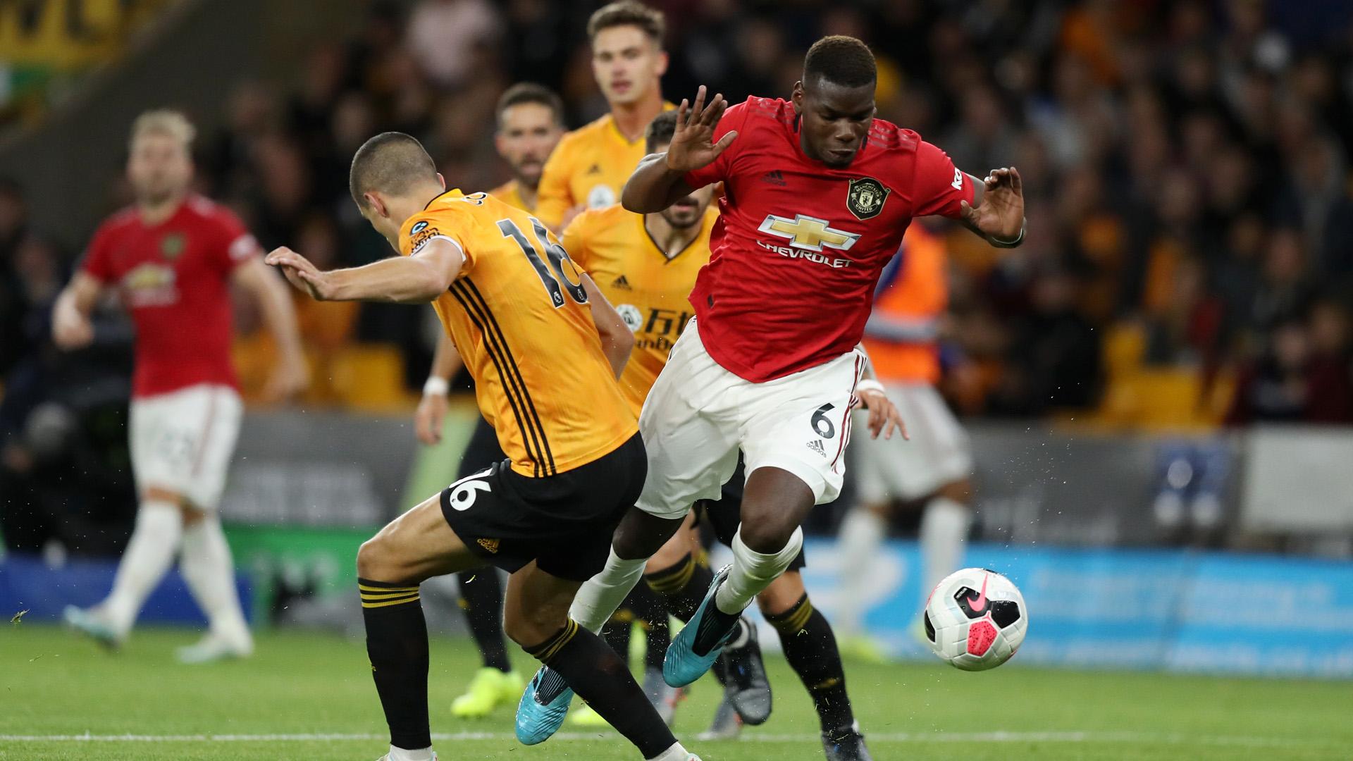 Premier League : Manchester United mis en échec par Wolverhampton