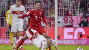 Mats Hummels Bayern Stuttgart