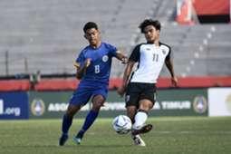 ไทย - ฟิลิปปินส์ U19