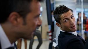 Cristiano Ronaldo, Berater/Agent Jorge Mendes, 09152013