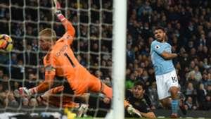 Manchester City Leicester City Premier League 10022018