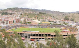 Estadio Rafael Mendoza