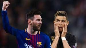Lionel Messi Cristiano Ronaldo