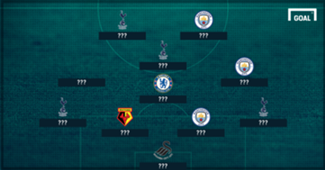 Best XI Premier League 2017-18 round 4
