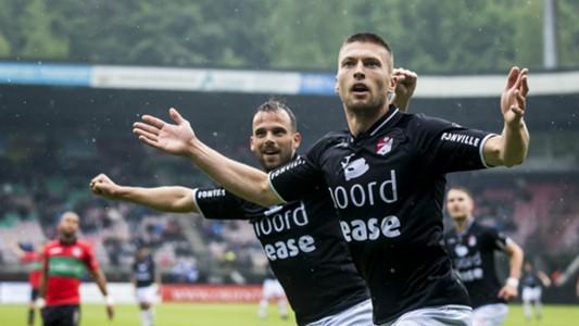 NEC - FC Emmen, nacompetitie 05132018