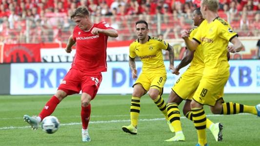 VIDEO-Highlights, Bundesliga: Union Berlin - BVB 3:1