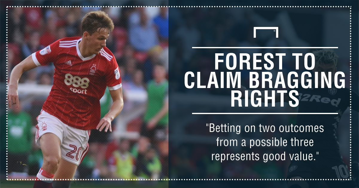 Derby Nottingham Forest graphic