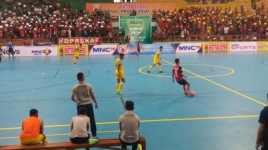 Black Steel vs Permata Indah - Liga Futsal Profesional 2018