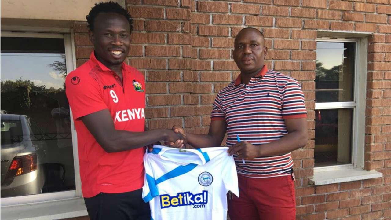 Kepha Aswani joins Sofapaka from Nakumatt.