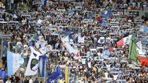 Lazio fans - Serie A