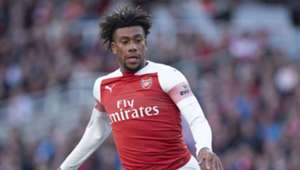 Iwobi Arsenal