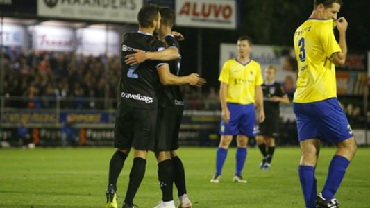 Staphorst - PEC Zwolle KNVB Beker 09262018