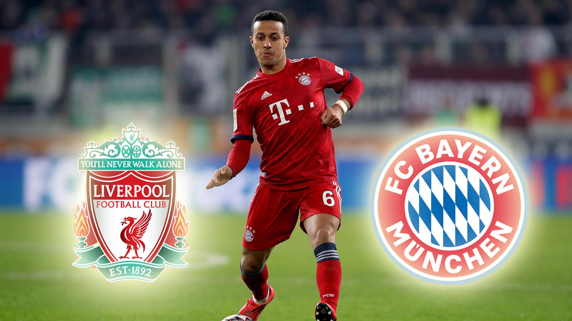 Bayern Liverpol