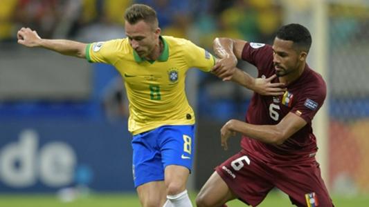 Copa America 2019: Bị VAR tước 2 bàn thắng, Brazil hòa cay đắng Venezuela | Goal.com