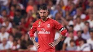 Sergio Ramos Sevilla Real Madrid LaLiga 26092018