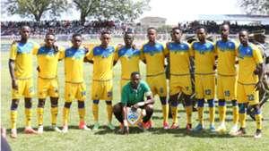 Rwanda v Harambee Stars Cecafa.