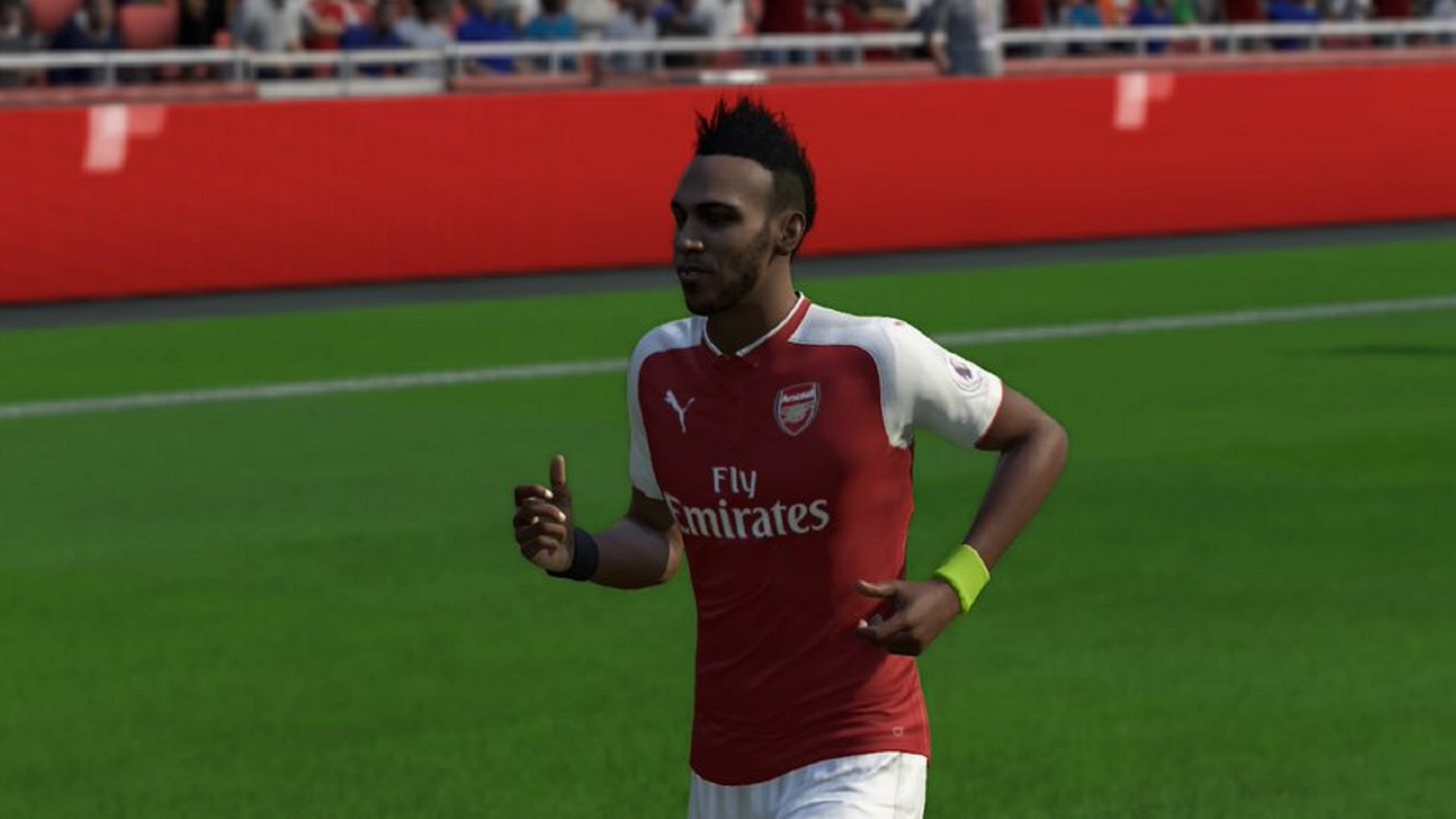 Ex arsenal players on fifa 18 what means pac in fifa