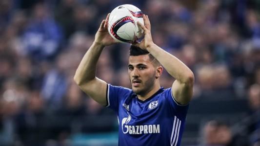 Sead Kolasinac Schalke 2017