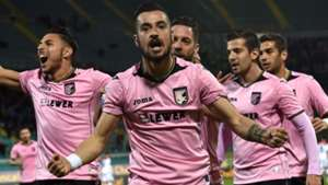 Ilija Nestorovski Palermo Crotone Serie A