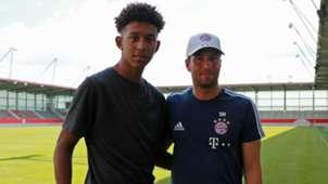 Chris Richards FC Bayern U19